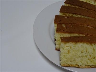 四角いホットケーキ