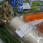 生協の宅配パルシステムのコトコトやりくり野菜セット4月2回