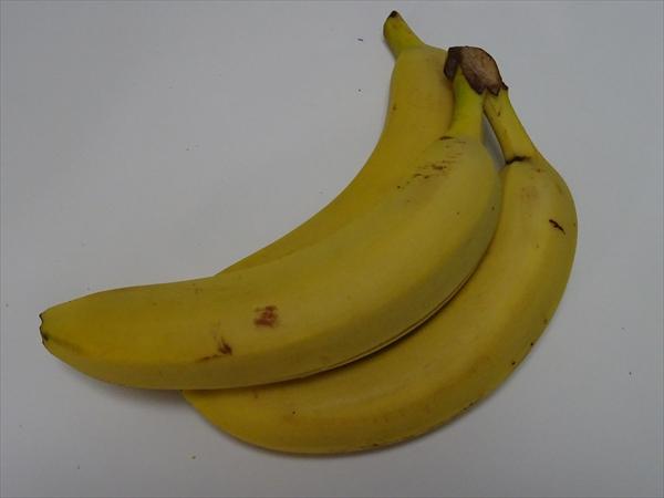 生協の宅配パルシステム、フルーツセット、バナナ